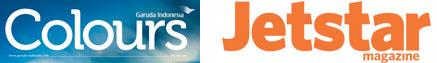 Zengarden on Garuda Indonesia and Jetstar Inflight Magazine